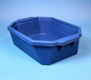 Thorbi Isolierbehälter / Ohne Deckel, Inhalt 9 Liter blau