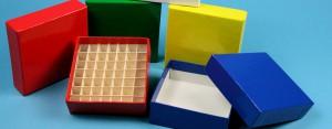 Kryoboxen Karton