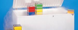 Cryo Vertical Racks