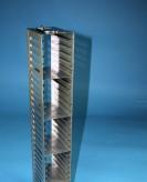 Mikrotiter Truhengestell, für 24 MT-Platten bis 86x128x18 mm