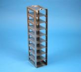 Mikrotiter Truhengestell, für 9 MT-Platten bis 86x128x45 mm