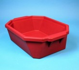 Thorbi Isolierbehälter / Ohne Deckel, Inhalt 9 Liter rot